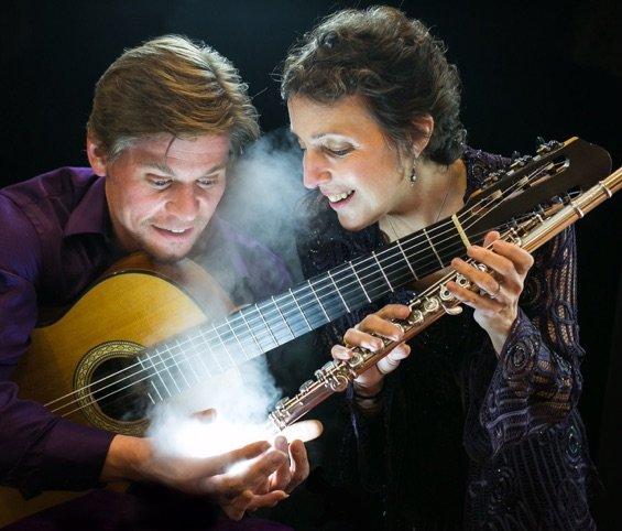 Photo of the Pandora Duo