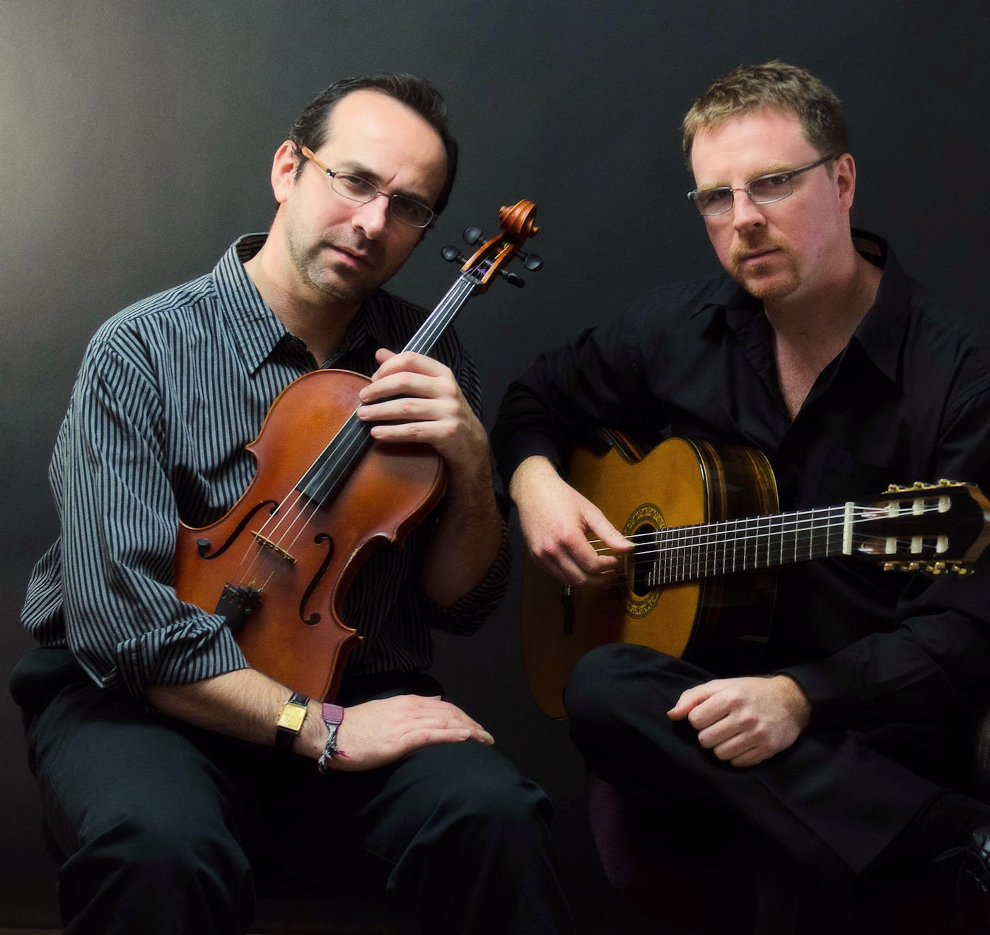 Photo of the Alturas Duo