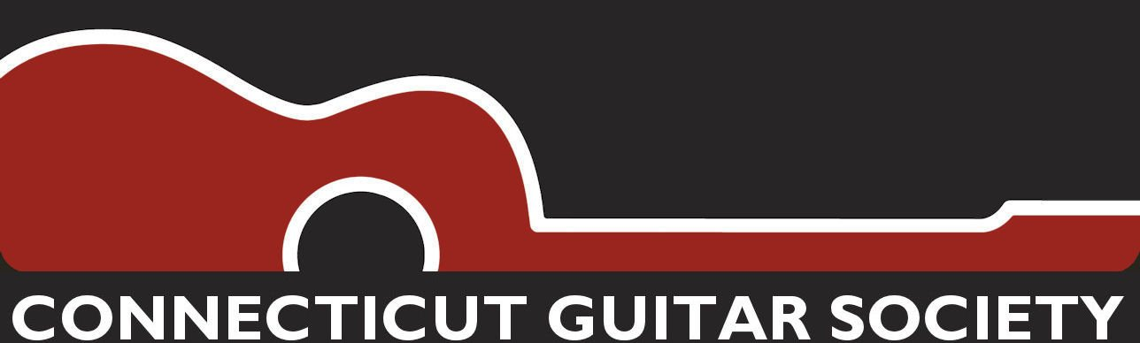 The Connecticut Guitar Society Logo / Link to Home Page