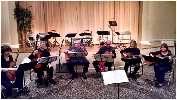 Connecticut Guitar Ensemble