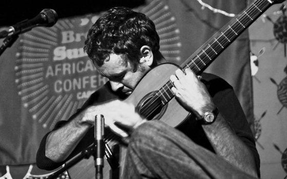 Derek Gripper — Guitarist