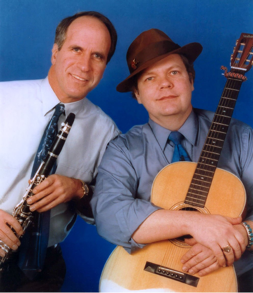 Guy Van Duser & Billy Novick  - CGS Professional Members