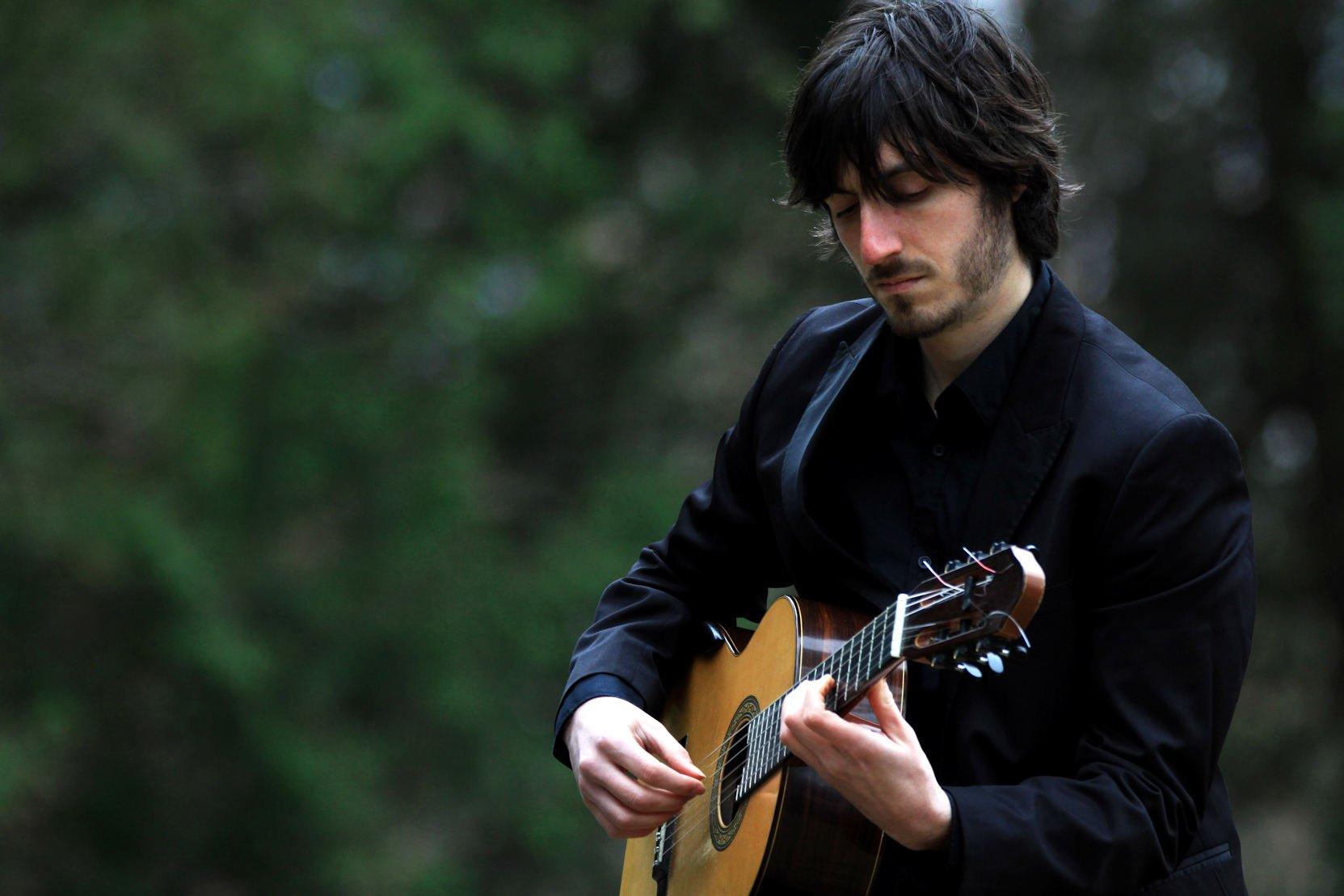 Francesco Barone - Guitarist