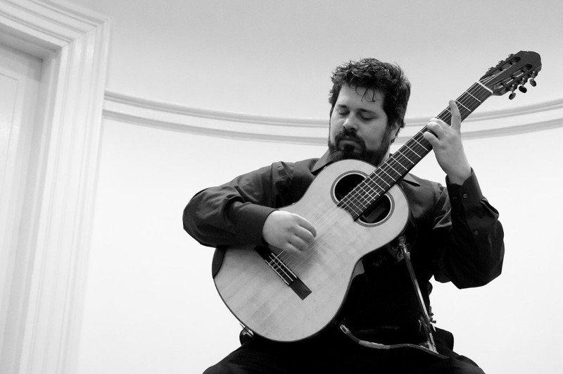 Nick Cutroneo - Guitarist