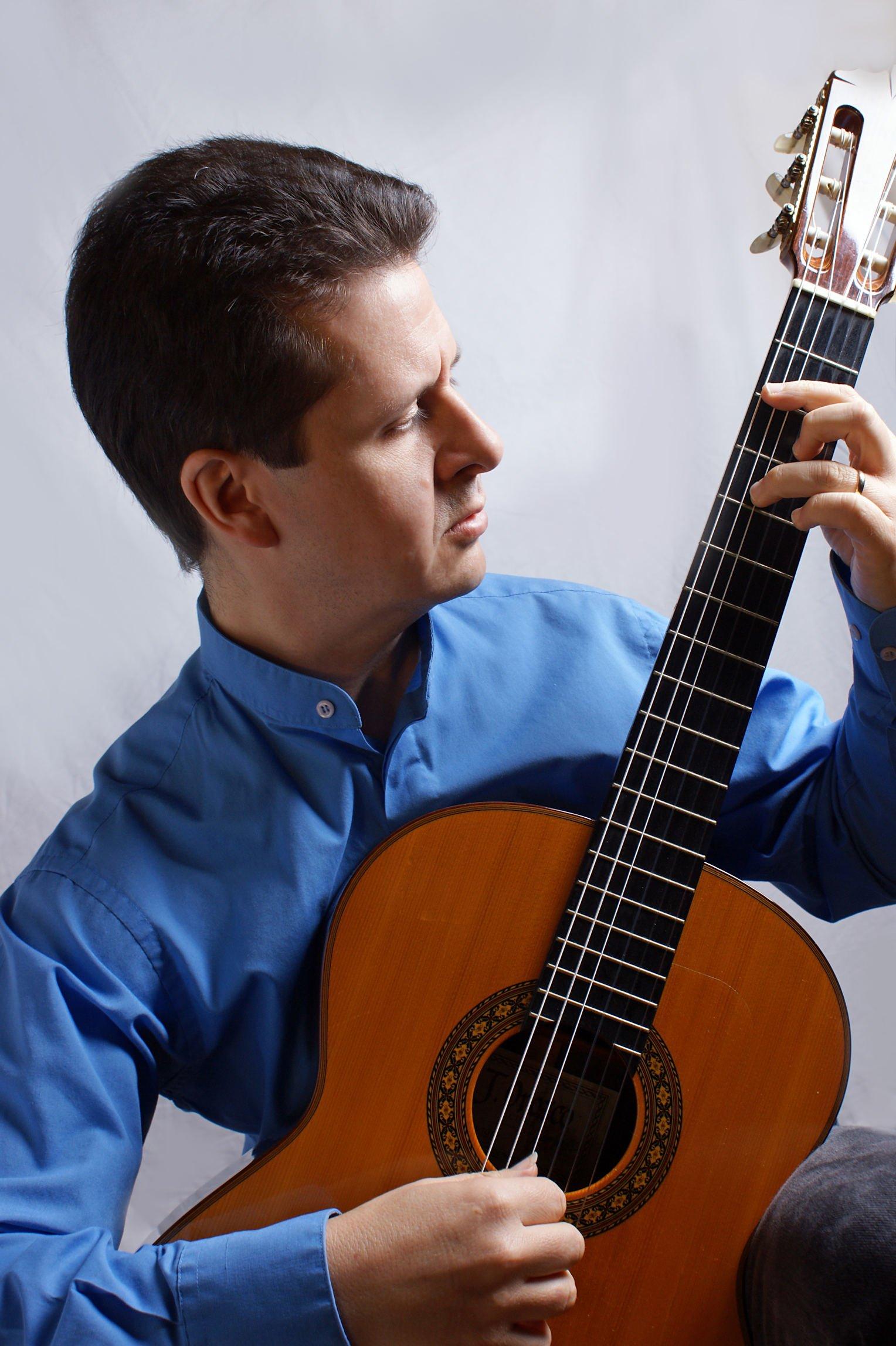 Scott Sanchez - Guitarist