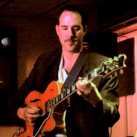 Eric Elias - 2017 CGS Guitar Day Instructor