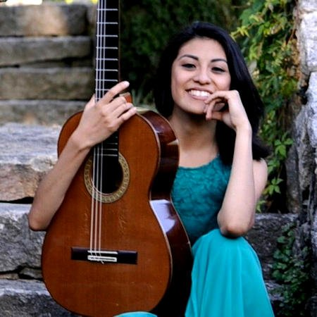 Keyla Mejia - 2017 CGS Guitar Day Instructor