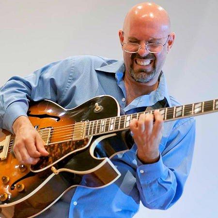 Rich Goldstein - 2017 CGS Guitar Day Instructor