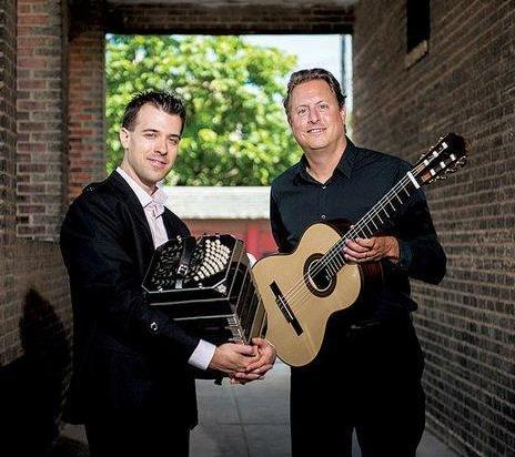 Jason Vieaux and Julien Labro