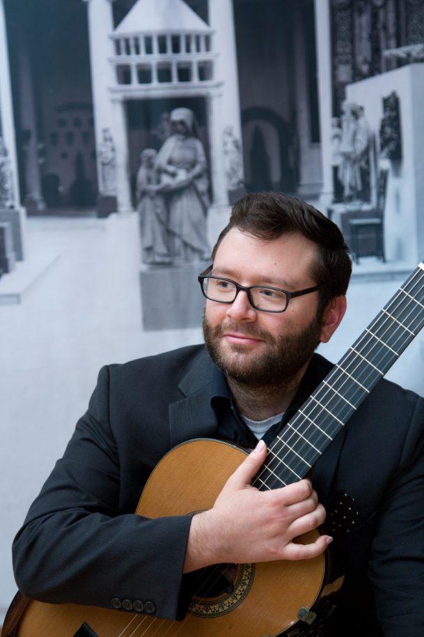 Photo of Benjamin Tint - Guitarist