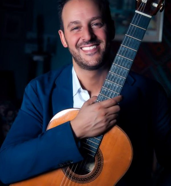 """Tariq Harb will be coming to Connecticut for two concerts<br><font style=""""e;font-size: 0.60em; font-family: 'Open Sans', sans-serif; font-weight:bold""""e;>Saturday, November 3 & Sunday, November 4, 2018</font>"""