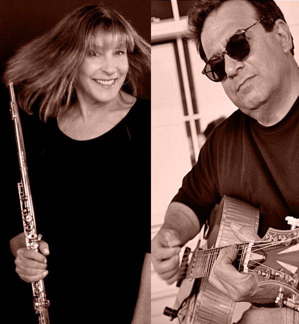 Photo of Ali Ryerson / Tony Lombardozzi Duo