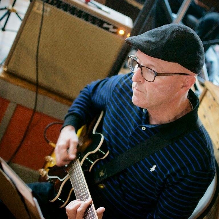 Photo of Guitarist Doug Maher