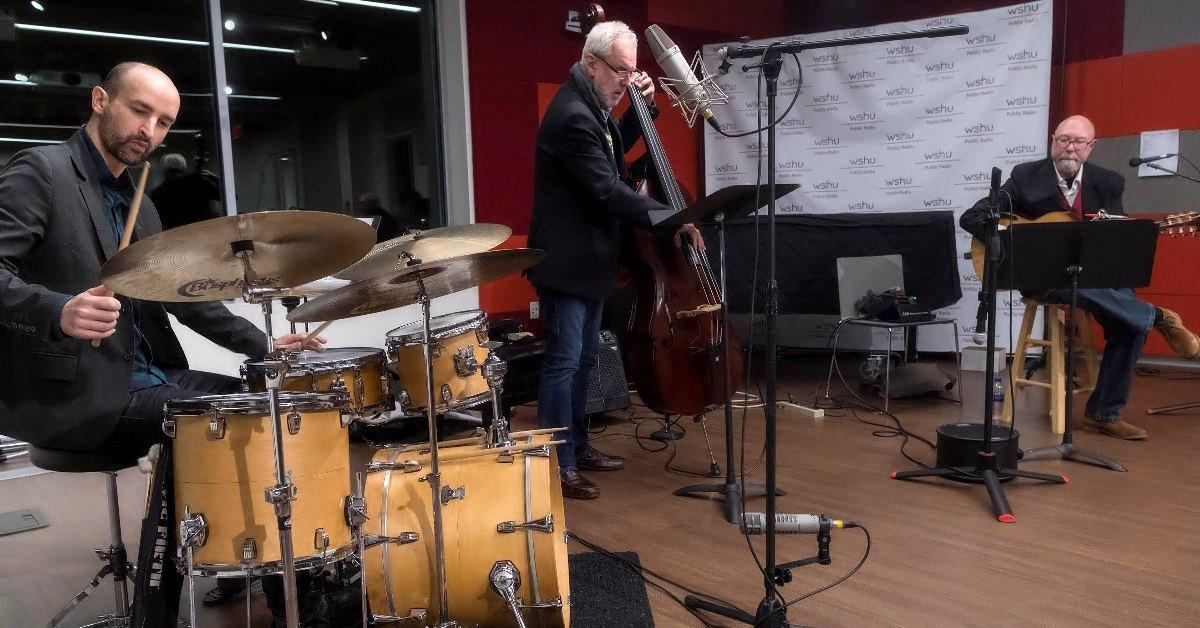 Photo of Joe Carter Intercontinental Trio