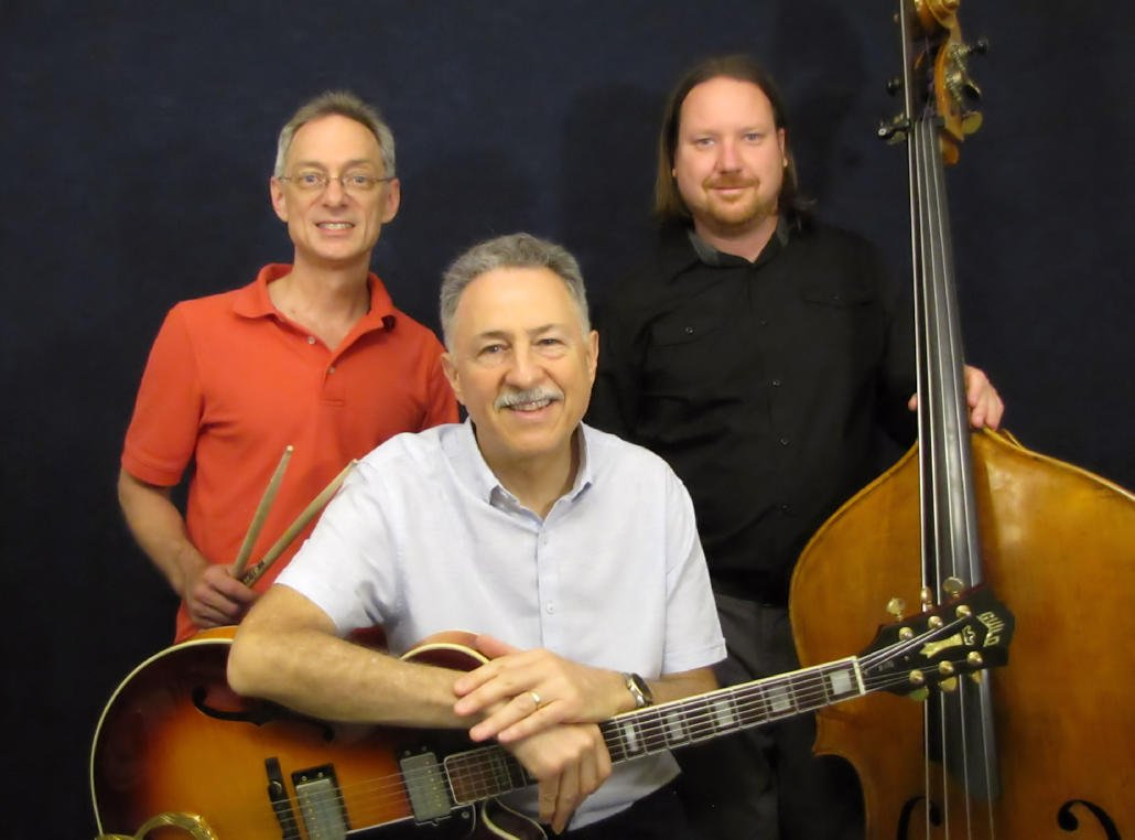 Amuse Blues Jazz Trio - November 3, 2019