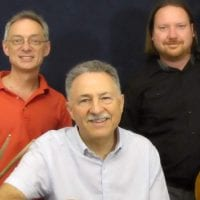 The Amuse Blues Jazz Trio<br><font style=&quote;font-size: 0.60em; font-family: 'Open Sans', sans-serif; font-weight:bold&quote;>Sunday, November 3, 2019</font>