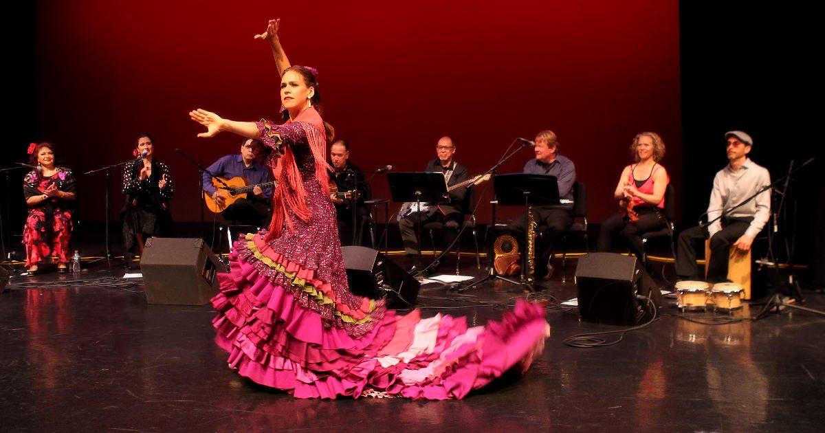 Photo of Val Ramos Flamenco Ensemble
