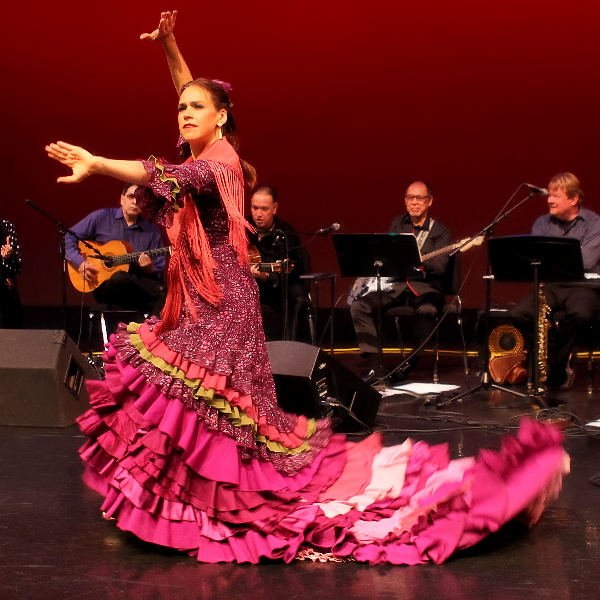 Val Ramos Flamenco Ensemble<br><font style=&quote;font-size: 0.65em; font-family: 'Open Sans', sans-serif; font-weight:bold&quote;><strike>Saturday, April 18, 2020</strike></font><br><font style=&quote;font-size: 0.50em; font-family: 'Open Sans', sans-serif; font-weight:bold; color: #818386&quote;>Guitar Master Series Concerts supported by the Edward C. and Ann T. Roberts Foundation</font>