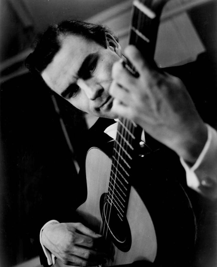 Julian Bream - Spellbinding Talent, Inquisitive Taste